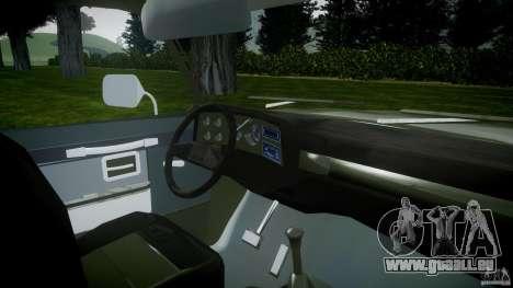 Chevrolet D20 Brigada Militar RS für GTA 4 rechte Ansicht