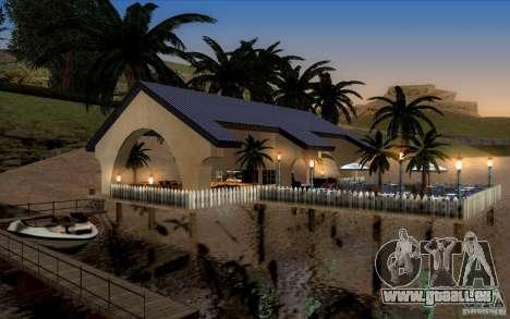 Beachclub für GTA San Andreas her Screenshot