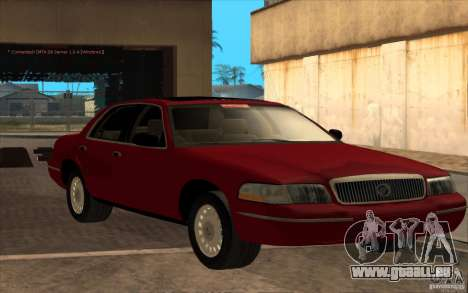 Mercury Grand Marquis 2006 für GTA San Andreas