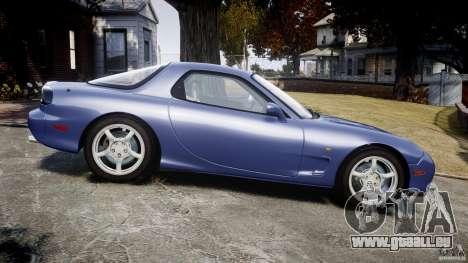 Mazda RX-7 1997 v1.0 [EPM] pour GTA 4 est une gauche
