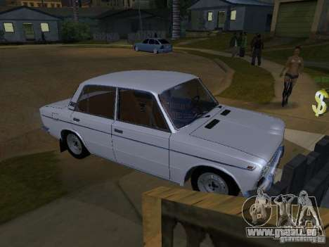 VAZ 2103 niedrige Classic für GTA San Andreas obere Ansicht