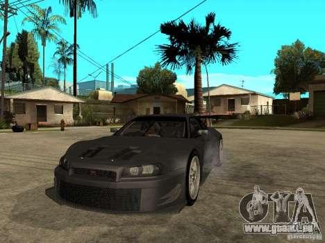 Nissan Skyline R34 GT-R für GTA San Andreas