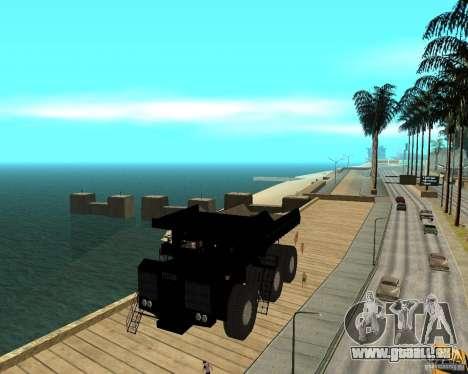 Dumper für GTA San Andreas