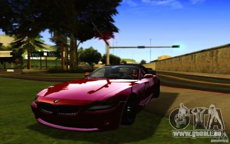 ENBSeries HD für GTA San Andreas achten Screenshot