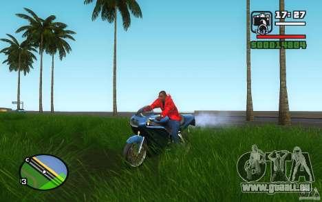 Végétation parfaite c. 2 pour GTA San Andreas onzième écran