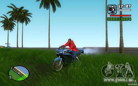 Perfekte Vegetation v. 2 für GTA San Andreas elften Screenshot