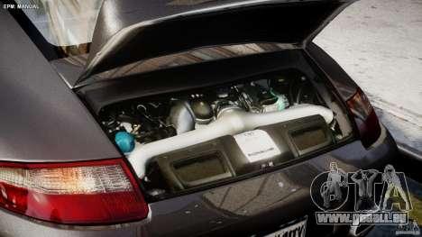 Porsche 911 Turbo für GTA 4 Innenansicht