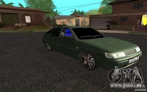 VAZ-2112, c. 2 pour GTA San Andreas