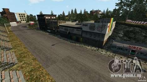 BangBang Town Race pour GTA 4 troisième écran