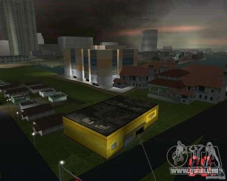 Retour à la future vallée de Hill pour GTA Vice City septième écran