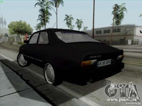 Dacia 1310 L Sport pour GTA San Andreas sur la vue arrière gauche