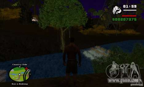 Kreuzung v1. 0 für GTA San Andreas siebten Screenshot