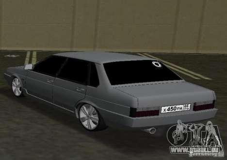 VAZ 21099 für GTA Vice City linke Ansicht