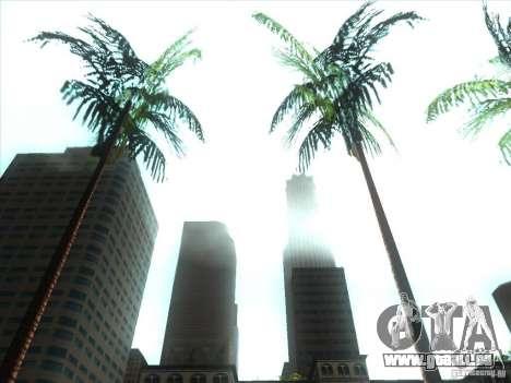 ENBSeries pour PC moyen et faible pour GTA San Andreas quatrième écran