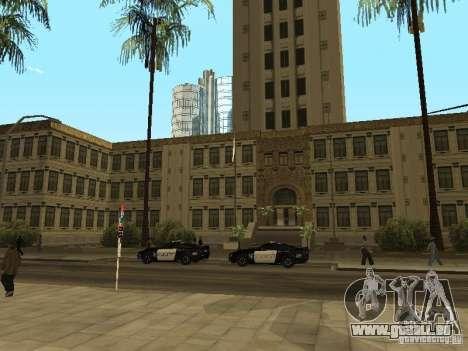Issue de secours de la LSPD pour GTA San Andreas