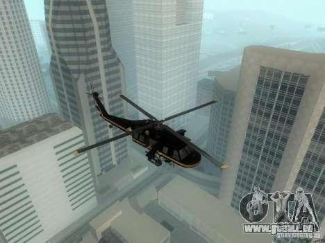 GTA 4 Annihilator entrable pour GTA San Andreas