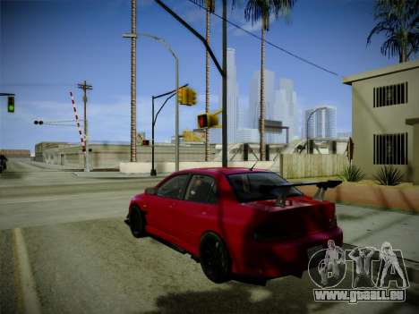 ENBSeries by Treavor für GTA San Andreas zweiten Screenshot