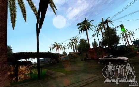 Sa Game HD pour GTA San Andreas troisième écran