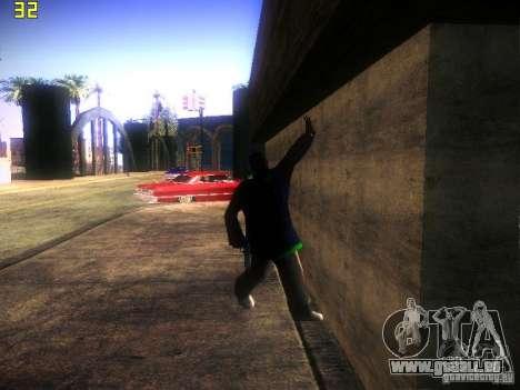 Normal Map Plugin pour GTA San Andreas deuxième écran