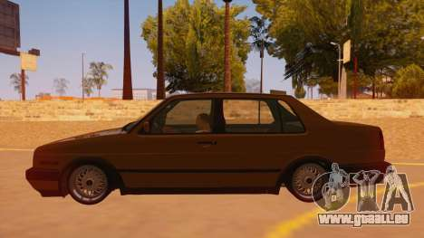 Volkswagen Jetta Mk2 für GTA San Andreas linke Ansicht