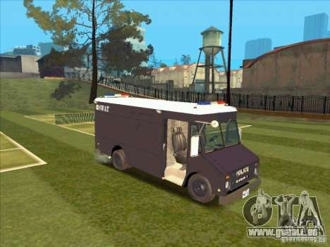 Swat Van from L.A. Police für GTA San Andreas