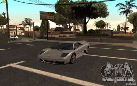 Infernus aus GTA 4 für GTA San Andreas