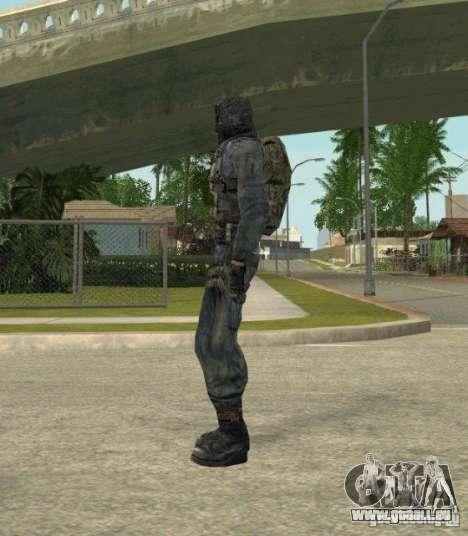 Regroupement de mercenaires d'un harceleur pour GTA San Andreas dixième écran