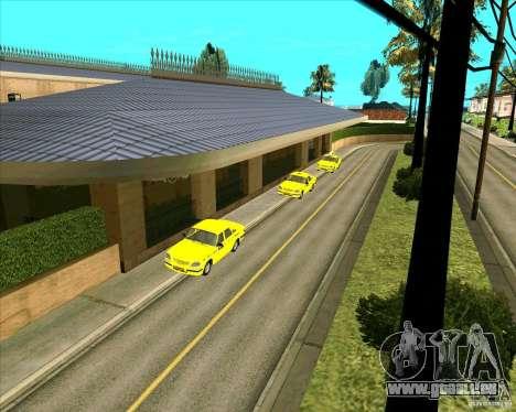 Priparkovanyj Transport v1. 0 für GTA San Andreas dritten Screenshot