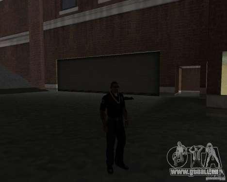 Le travail de la police ! pour GTA San Andreas