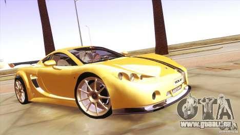 Ascari A10 pour GTA San Andreas vue arrière