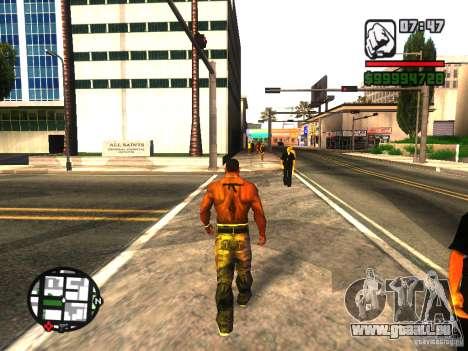 EnbSeries by gta19991999 v2 für GTA San Andreas fünften Screenshot