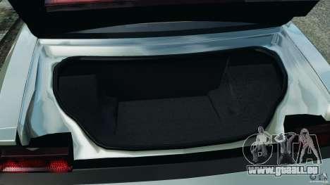 Dodge Challenger SRT8 2009 [EPM] für GTA 4 Unteransicht