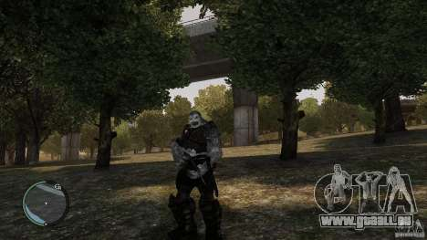 Gears Of War Grunt v1.0 pour GTA 4