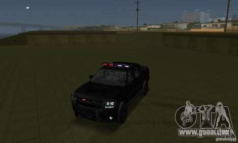 Lampes stroboscopiques pour GTA San Andreas troisième écran