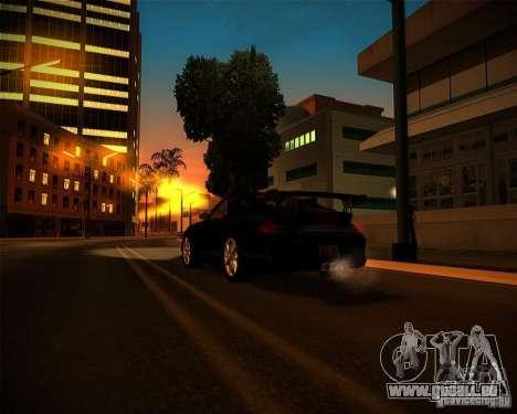 ENBSeries by Sashka911 v4 pour GTA San Andreas deuxième écran
