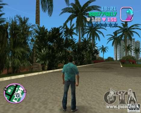 Standard Tommy in HD für GTA Vice City zweiten Screenshot