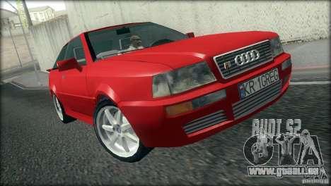 Audi S2 für GTA San Andreas