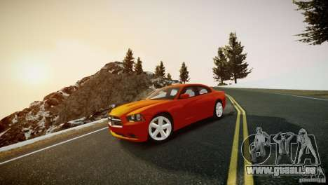 Dodge Charger R/T 2011 Max pour GTA 4