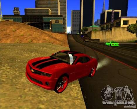 Chevrolet Camaro SS 2011 für GTA San Andreas
