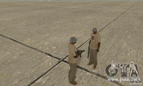 2 Double pour GTA San Andreas cinquième écran
