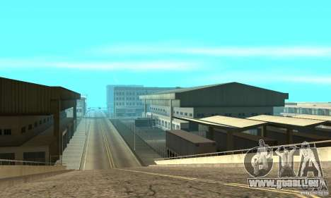New Island für GTA San Andreas siebten Screenshot
