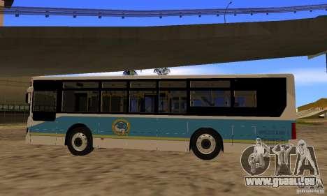 Daewoo Bus BC211MA Almaty für GTA San Andreas linke Ansicht