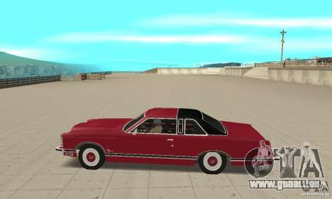 Ford LTD Landau Coupe 1975 für GTA San Andreas linke Ansicht