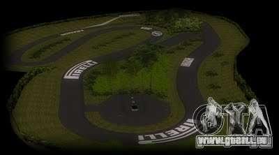 Anneau de Roskilde pour GTA San Andreas