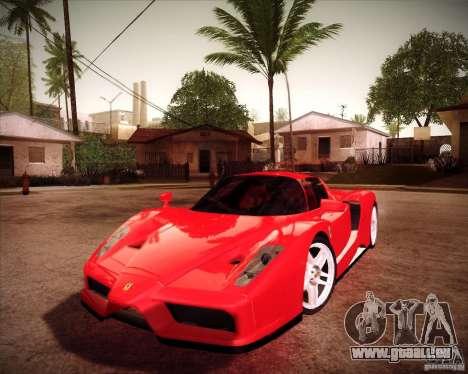 Ferrari Enzo pour GTA San Andreas