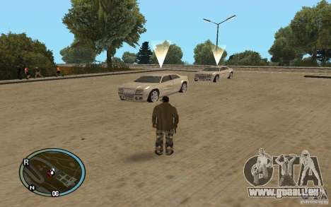 Emergency Calls pour GTA San Andreas