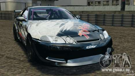 Toyota Soarer Drift für GTA 4