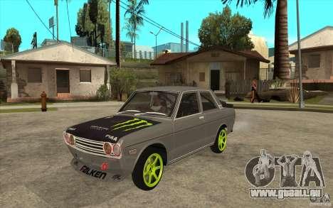 Datsun 510 Drift für GTA San Andreas