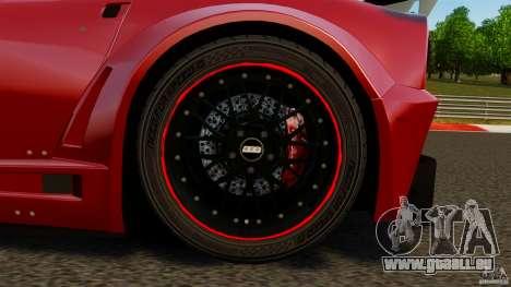 Alfa Romeo 8C Competizione Body Kit 2 für GTA 4 Seitenansicht