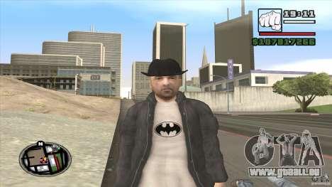 Tueur en série pour GTA San Andreas